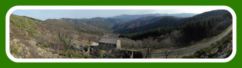 Vue générale hameau 2011